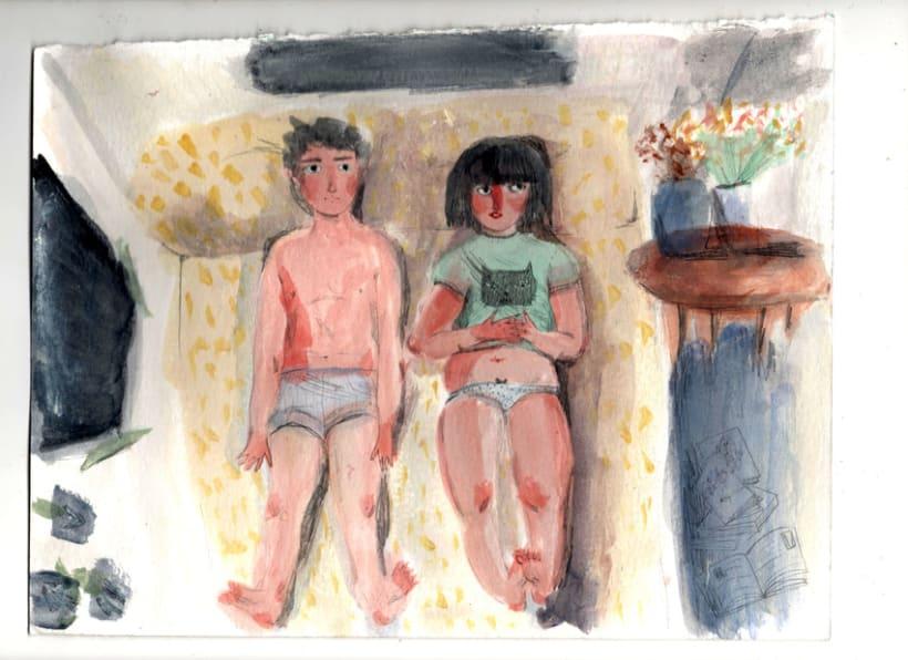 Roommates Serie 1