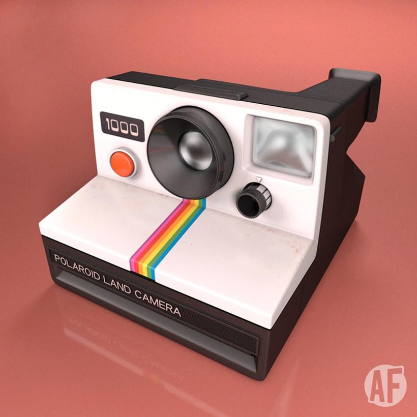 Polaroid 1000 0
