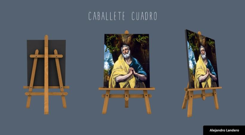 El Greco 2014 - Sello Correos R.A. El Greco 1