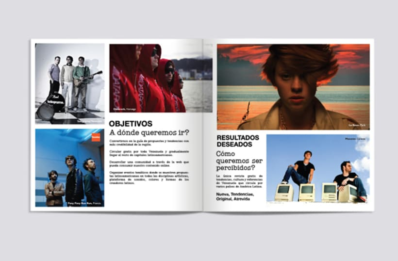 Rediseño Revista Play. Brochure 3