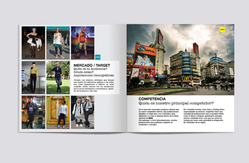 Rediseño Revista Play. Brochure 5