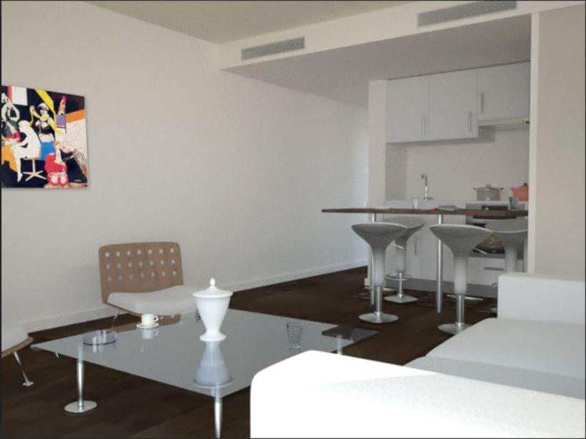 Serra D'or 3D Arch Viz 1