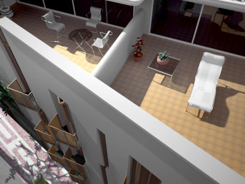 Serra D'or 3D Arch Viz 3