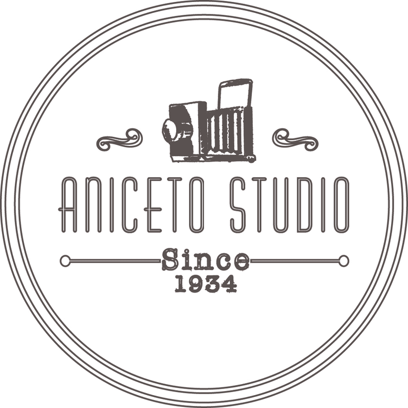 Logotipo Aniceto Studio Photography -1