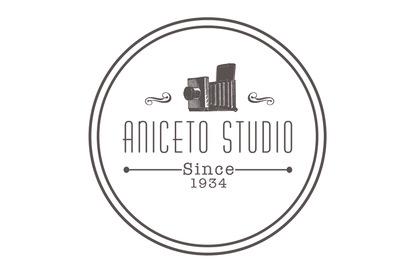Logotipo Aniceto Studio Photography 0
