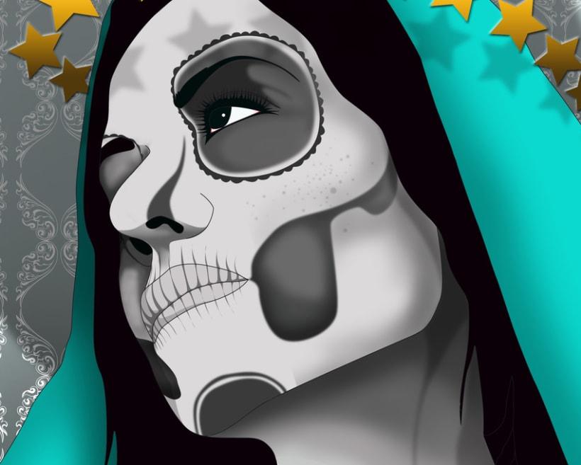 Dia de muertos -1