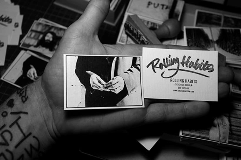 Rolling Habits 12