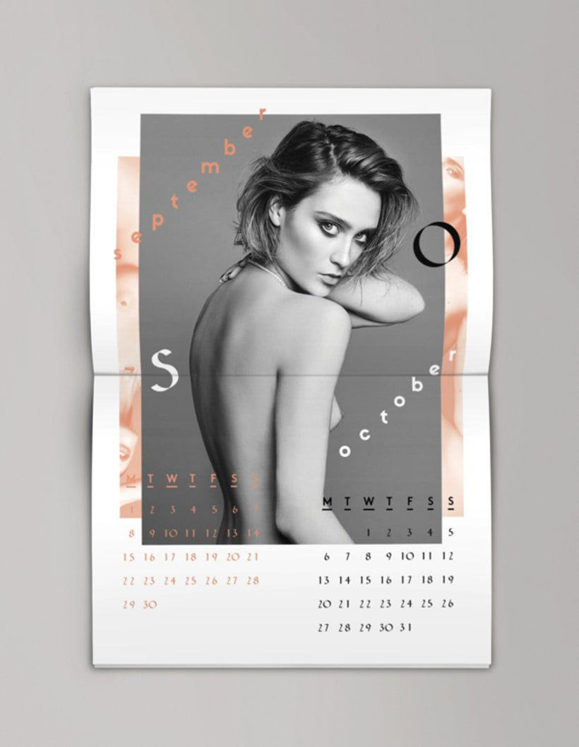 Simply Girls Calendar 10