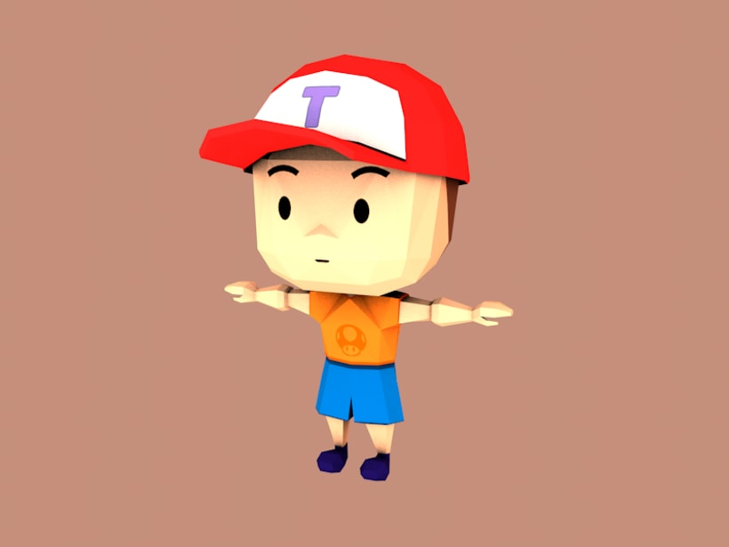 Timmy model 0