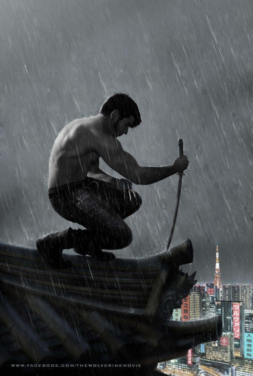 Wolverine -1