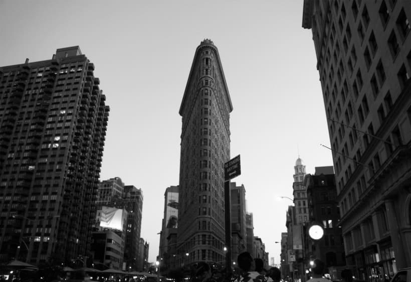 Fotografía Nueva York 1