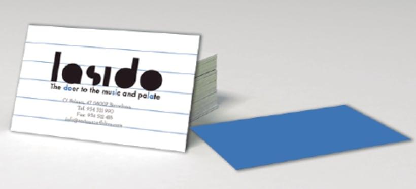 Identidad Corporativa: LASIDO 11