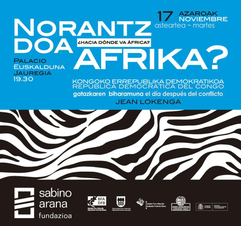 Norantz doa Afrika? SAF 0