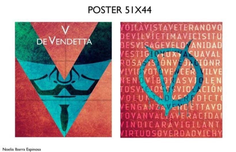 V de Vendetta. Libro de prestigio y merchandising 2