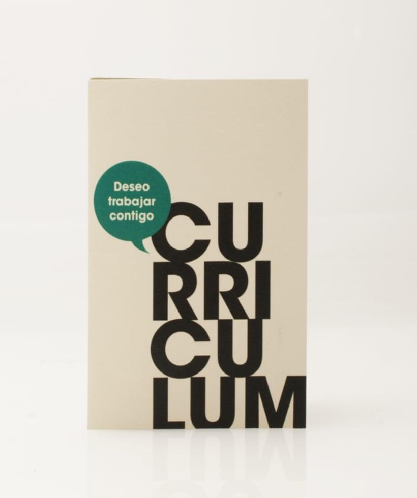 Currículum artístico 2