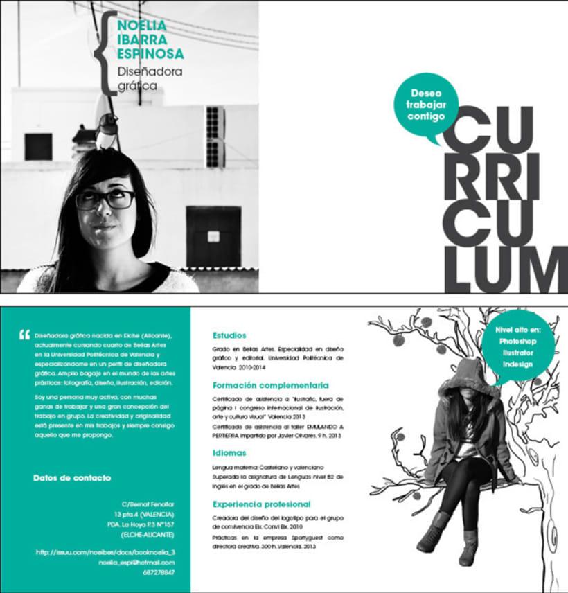 Currículum artístico 0