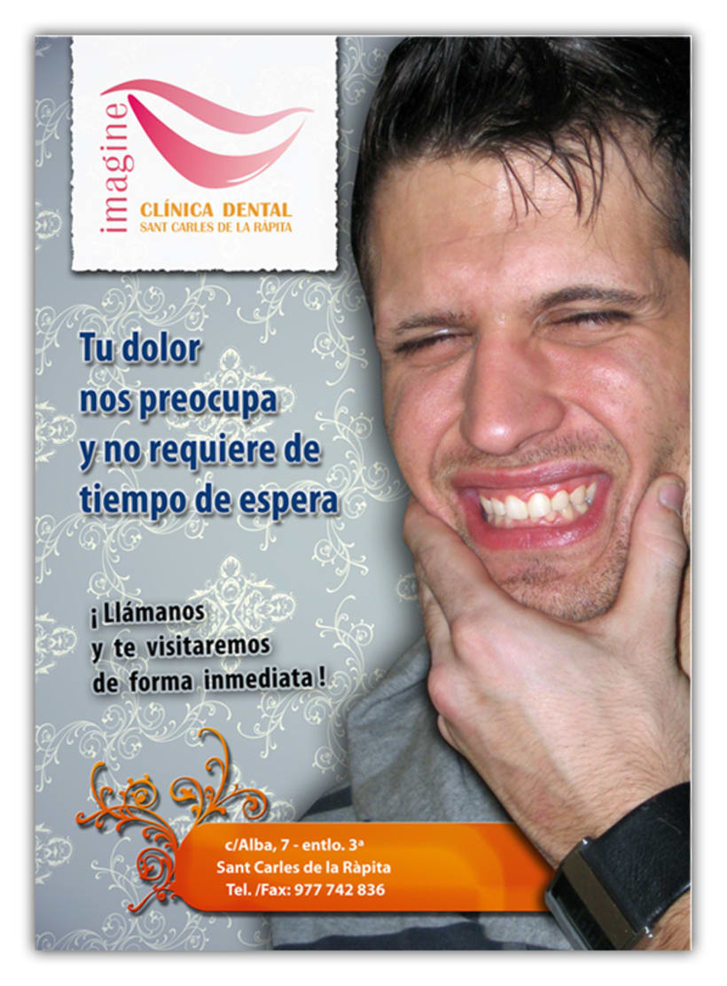 IMAGINE Clínica dental 6