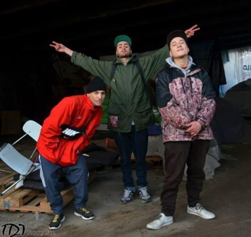 Producción Disco Rapasapiens  -1