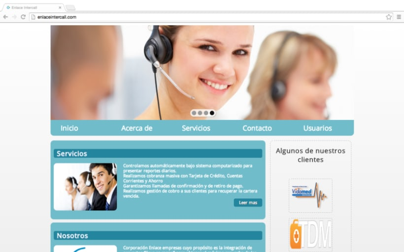 Enlace intercall -1
