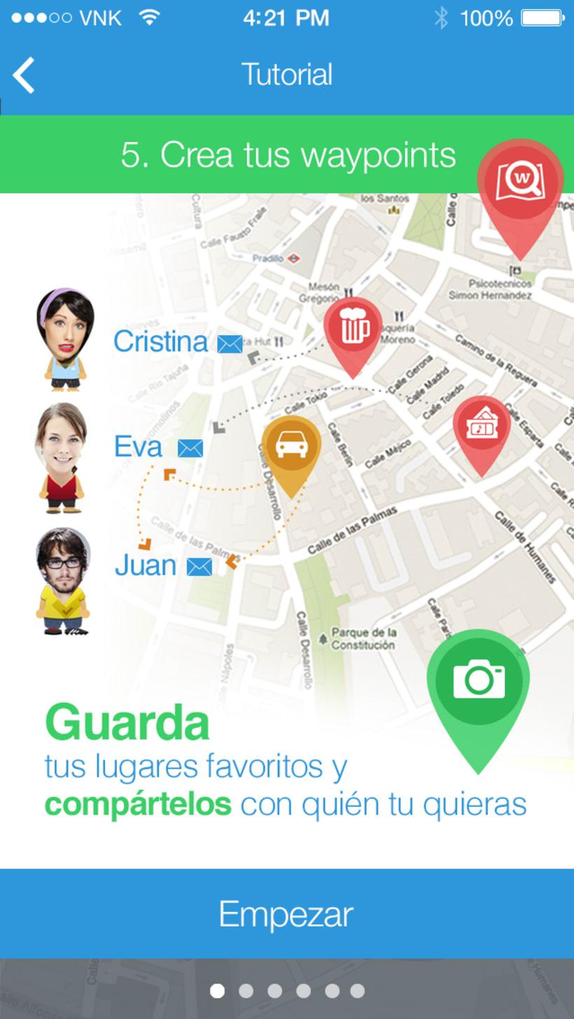 Interfaz gráfica y video VenAkiapp 4
