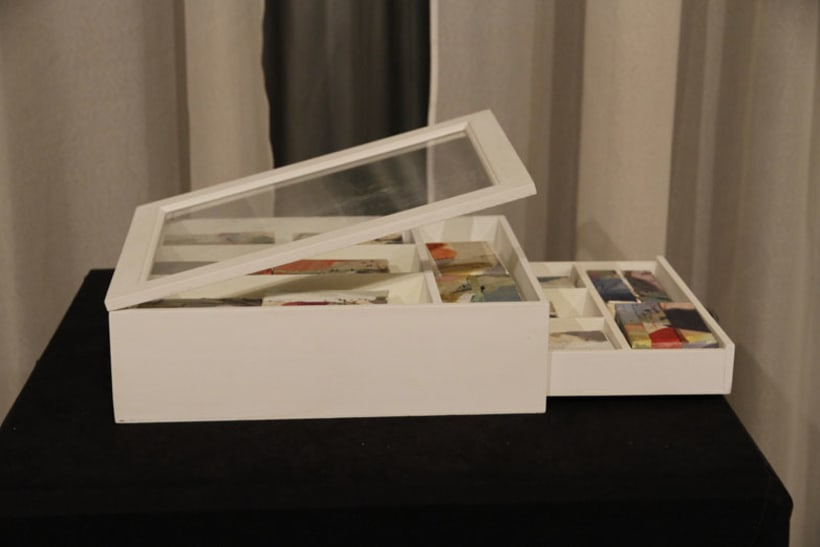 Cajita de Música, exposición en 2013. Catálogo editado. 4