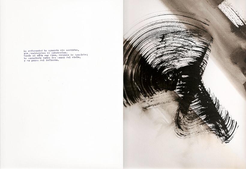 El corazón delator, ilustraciones abstractas 0