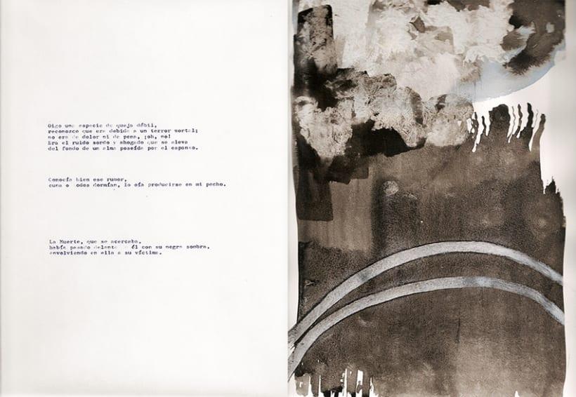El corazón delator, ilustraciones abstractas 2