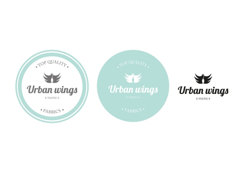 Urban wings - Badding Brand - Texathenea Collection 0