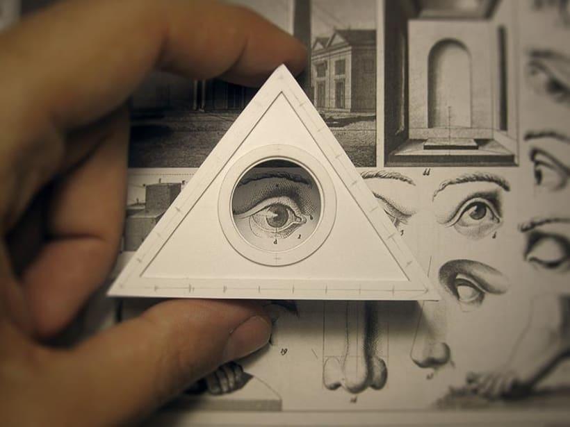 Mi Proyecto del curso Diorama: Pensando en tres dimensiones  2