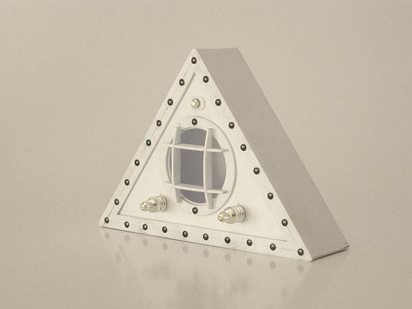 Mi Proyecto del curso Diorama: Pensando en tres dimensiones  4
