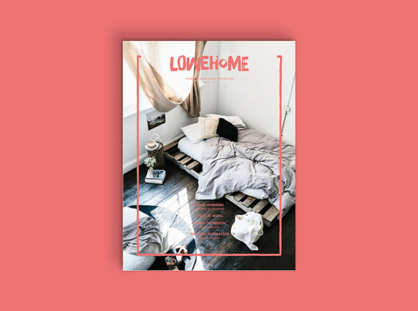LOWEHOME MAGAZINE 2