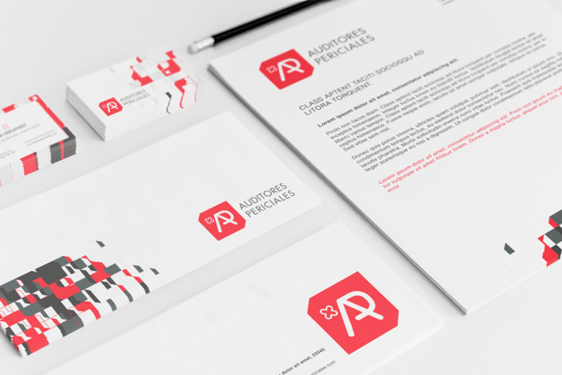 Auditores periciales. Re-brand 1