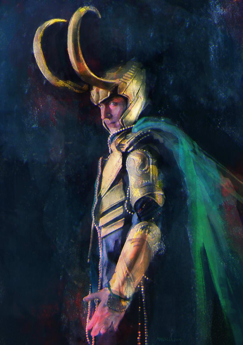 Nuevos trabajos de pintura digital 10