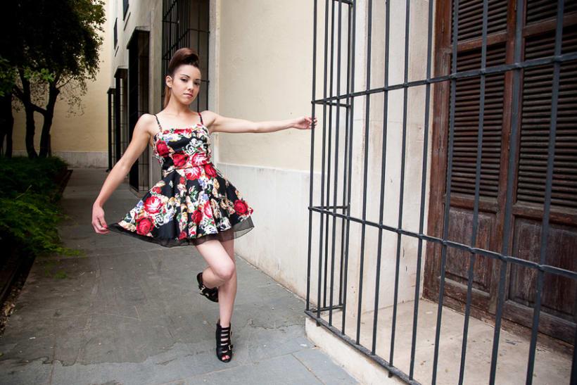 Fotografía de moda en exteriores 41