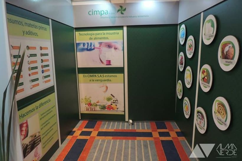 Cimpa S.A.S - Stand -1