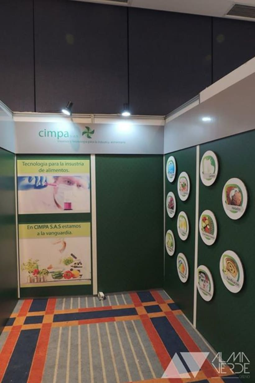 Cimpa S.A.S - Stand 0