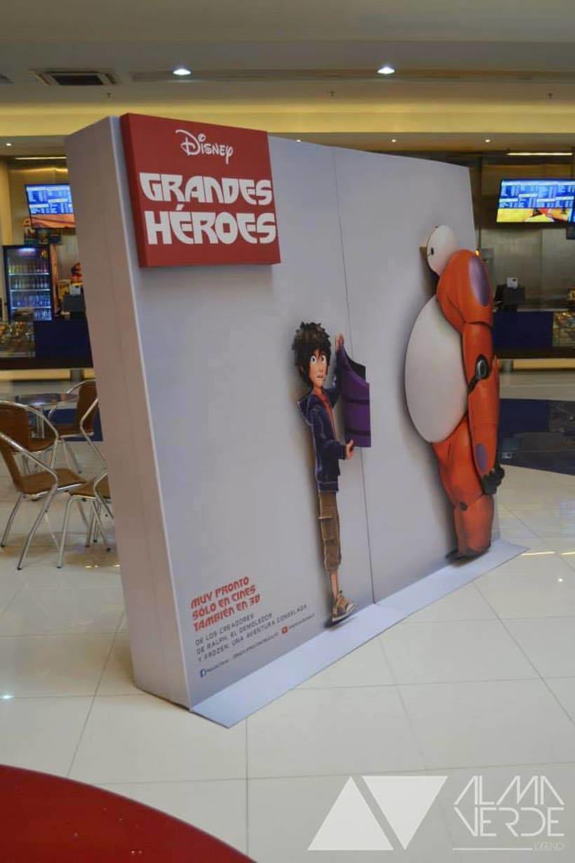 Target Solutions - Dummies películas Cine Colombia 0