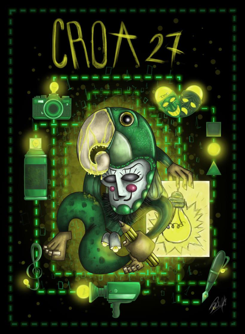 Croamagazine 27 cover 0