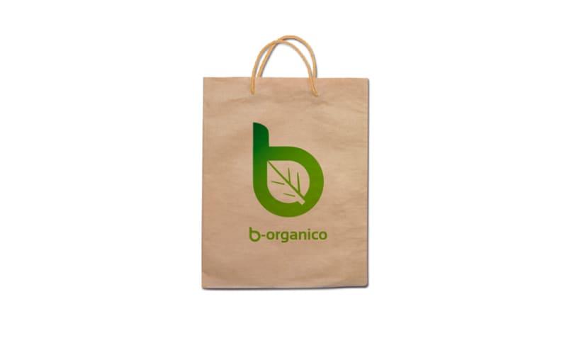B - organico 0