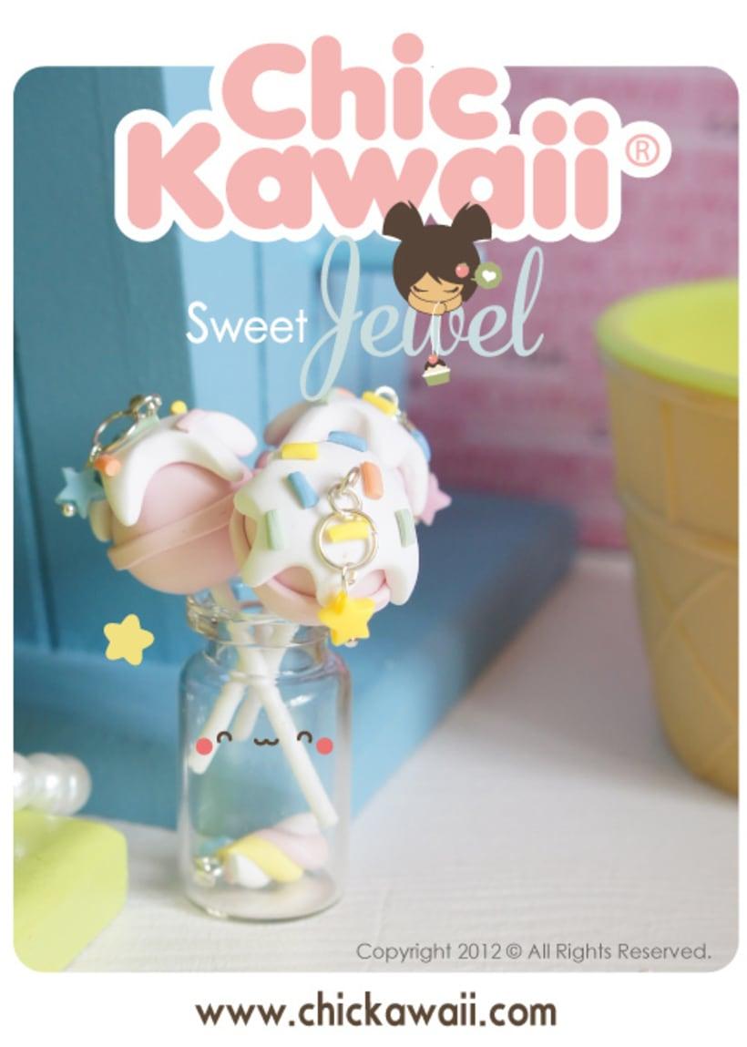 Revista Chic Kawaii Sweet Jewel 0