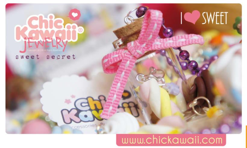 Revista Chic Kawaii Sweet Jewel 1