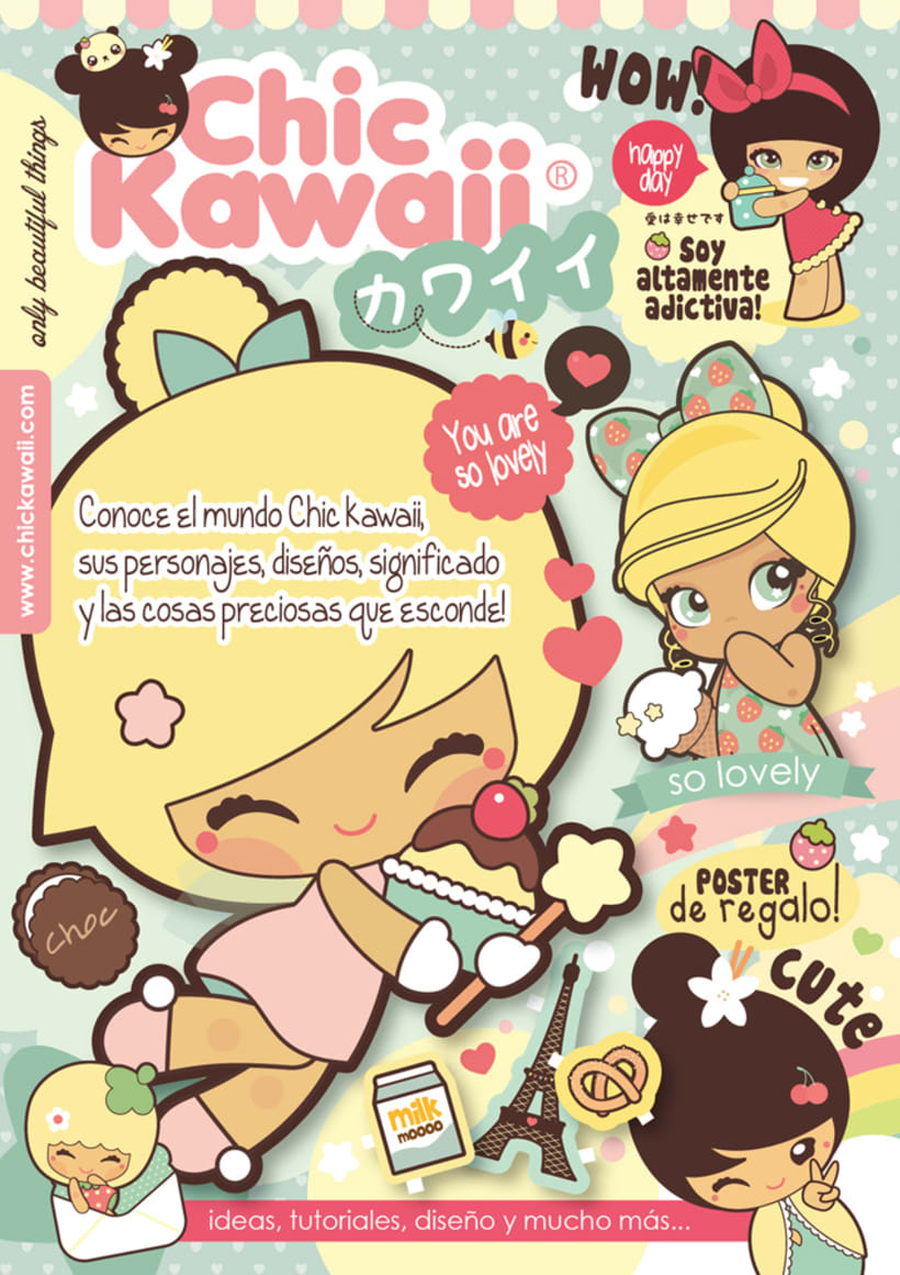 Revista Chic Kawaii -1