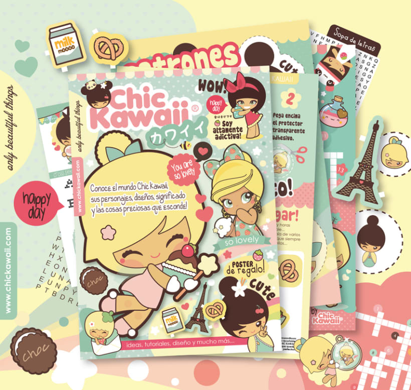 Revista Chic Kawaii 0