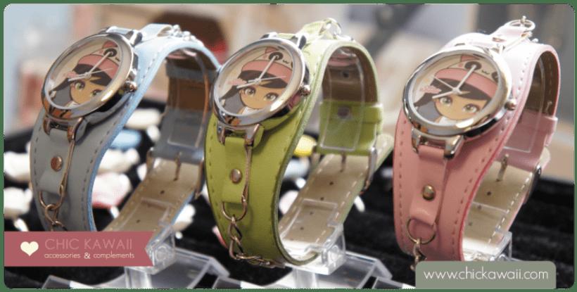 Relojes Chic Kawaii 0