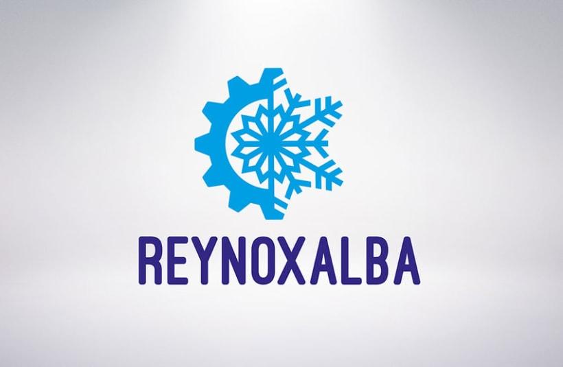 Identidad corporativa y página web de Reynoxalba 1