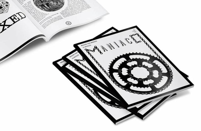 Magazine Maniaco 1