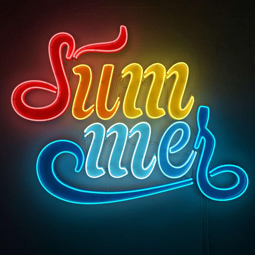 Summer Neon 1