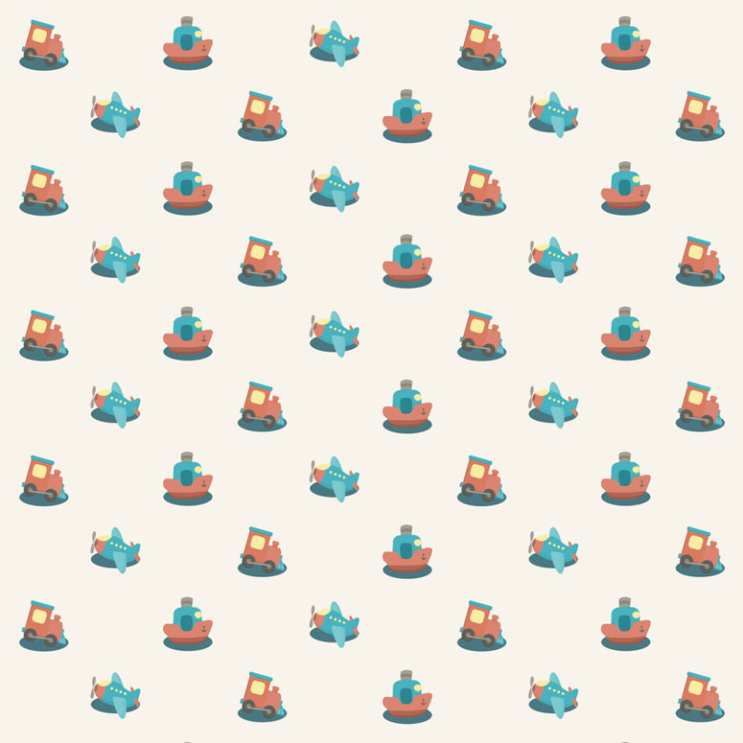 Good Trip pattern (Buen viaje) 0