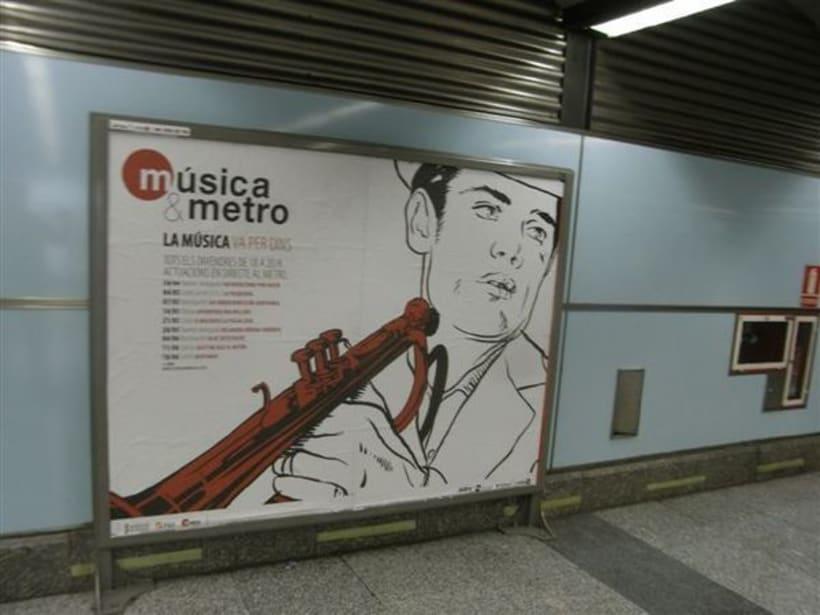 Música & metro 6