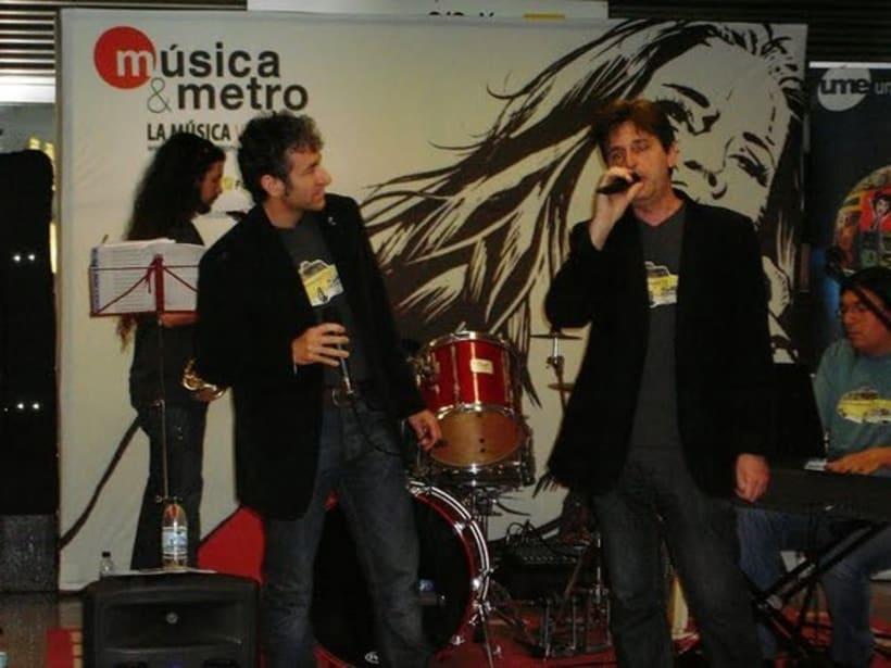 Música & metro 10